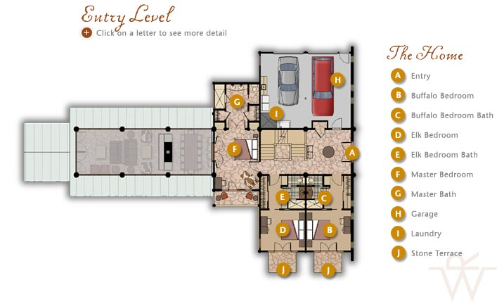 Luxury Al Floor Plan